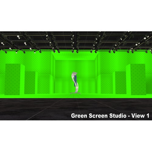 Medium Crop Of Green Screen Paint