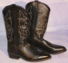 Black Cowboy - Work Boots By Old West TBM3010