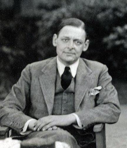 T. S. Eliot photo