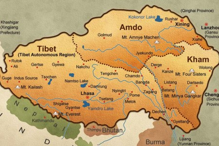 amdo travel information   tibetan trekking