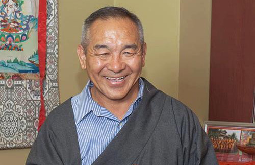 Dr Ngawang Rabgyal, the newly electedJustice Commissioner.