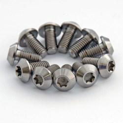 titanium rotor bolts