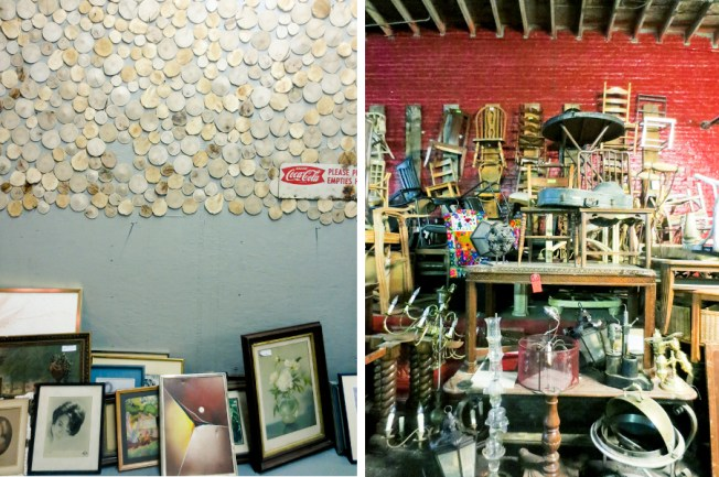 antiques and boutiques at Paris on Ponce | Atlanta