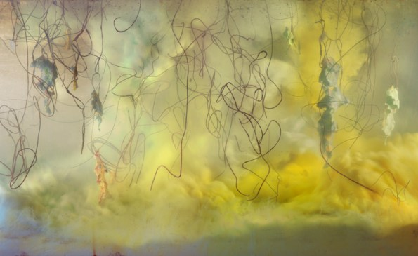 """Abstract 9753"" by Kim Keever 