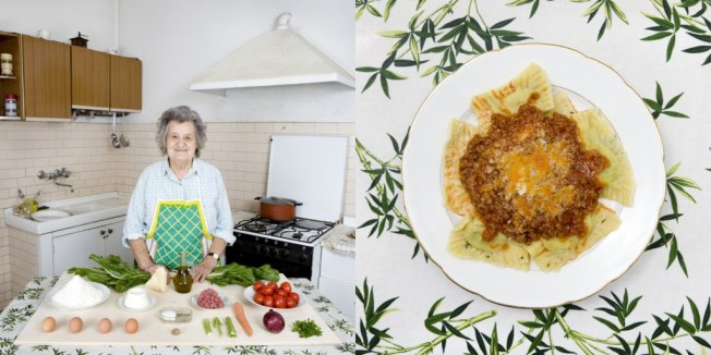 Italian Swiss Chard Ricotta Ravioli, Delicatessen With Love | tide & bloom