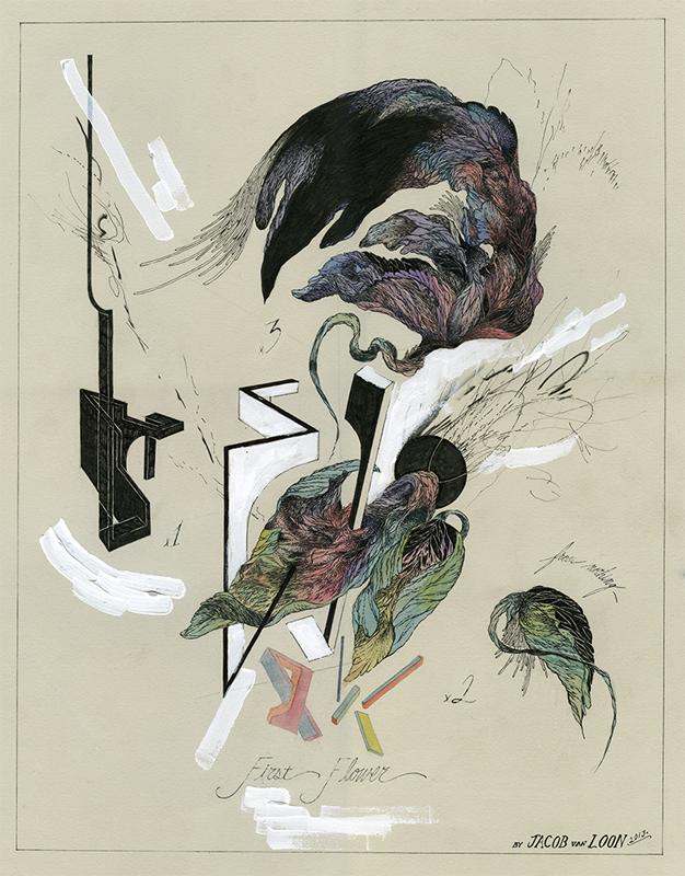interview with artist Jacob Van Loon