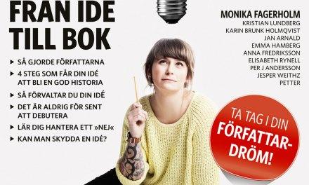 Skriva 3 2013 ute nu: Från idé till bok