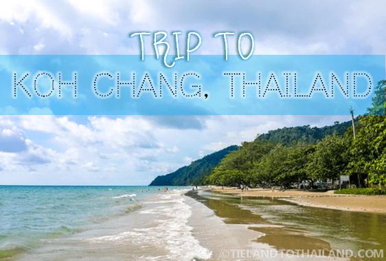 Trip to Koh Chang by TielandtoThailand