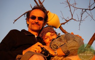 Volker und Heidi in Kappadokien