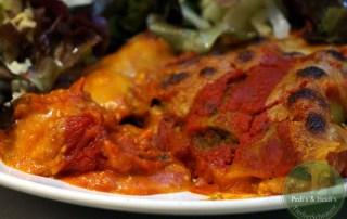 Canneloni überbacken - für die italienischen Momente