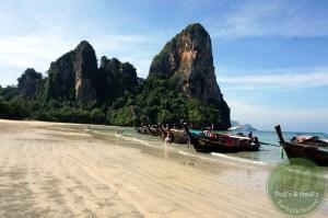 Thailand Raylay Beach