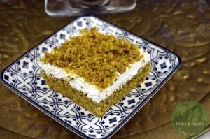 Ispanaklı Kek – süßer Spinatkuchen