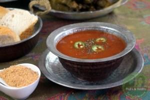 Tante Atiye's Tarhana - Suppengrundlage & Tarhana Çorbası – Tarhana Suppe