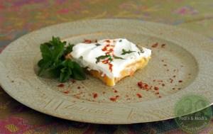 Yoğurtlu Patates ve Havuç Salatası – Kartoffel-Karotten Salat mit Knofijoghurt