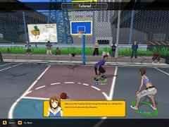 juego de basquet