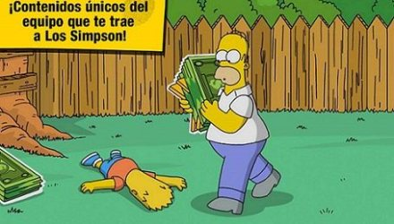 juego simpsons android