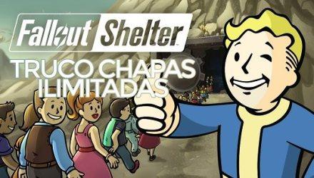 TRUCO CHAPAS ILIMITADAS FALLOUT