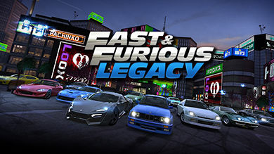 Fast And Furius para Android
