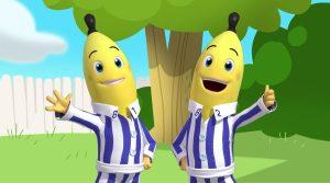 Banana en pijama – episodio de los patitos – el más visto