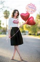 Be My Valentine | Tiffany Tank