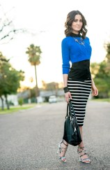 Cropped + Collared   Tiffany Tank
