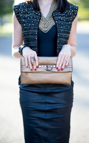 Tiffany Tank | Bronze