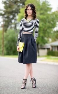 Tiffany Tank | Striped
