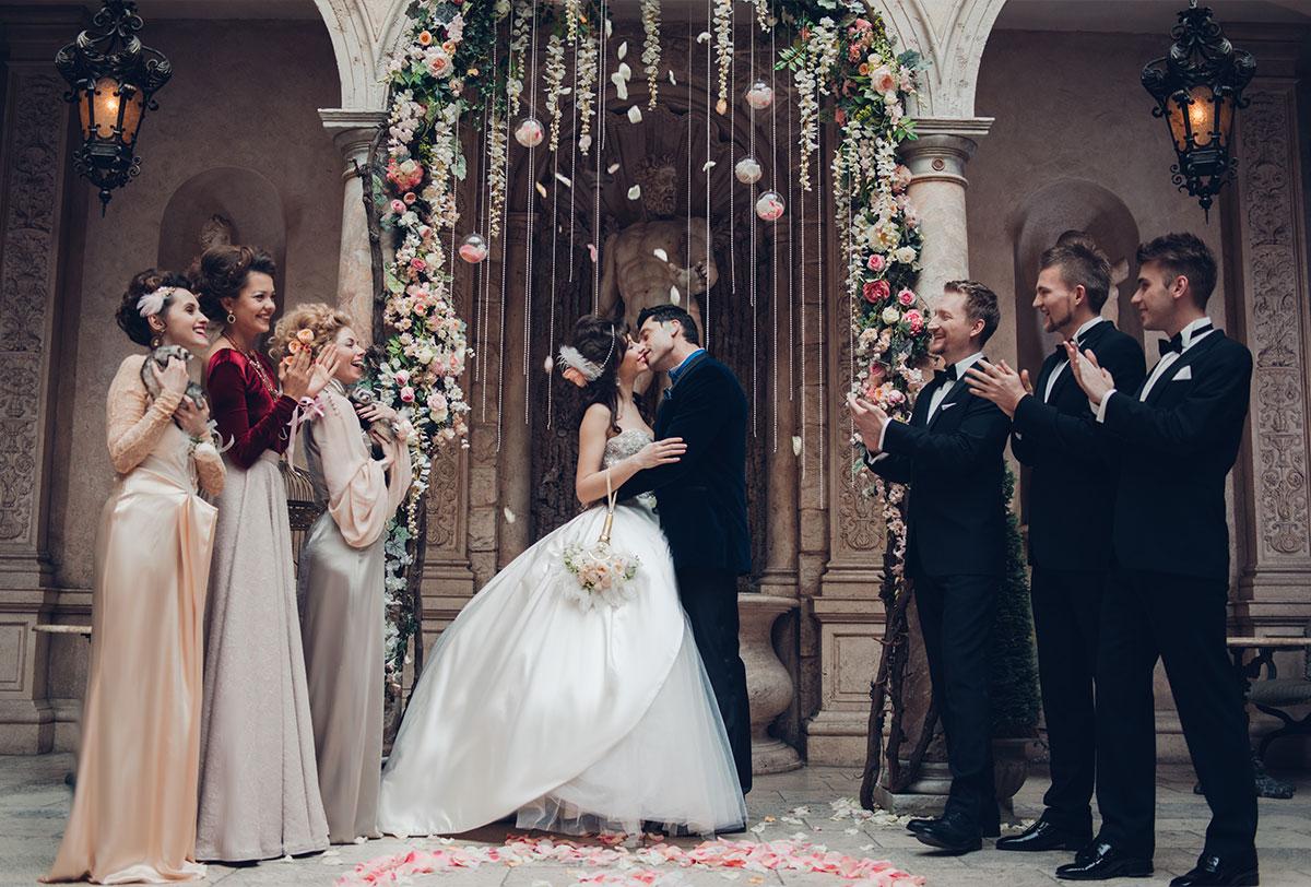 "Свадебное агентство ""Tiffany Wedding""   Свадьба под ключ"