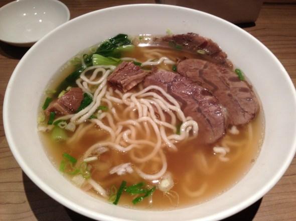 牛肉麵/ Beef Noodle
