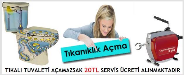 servis ücreti 20 TL