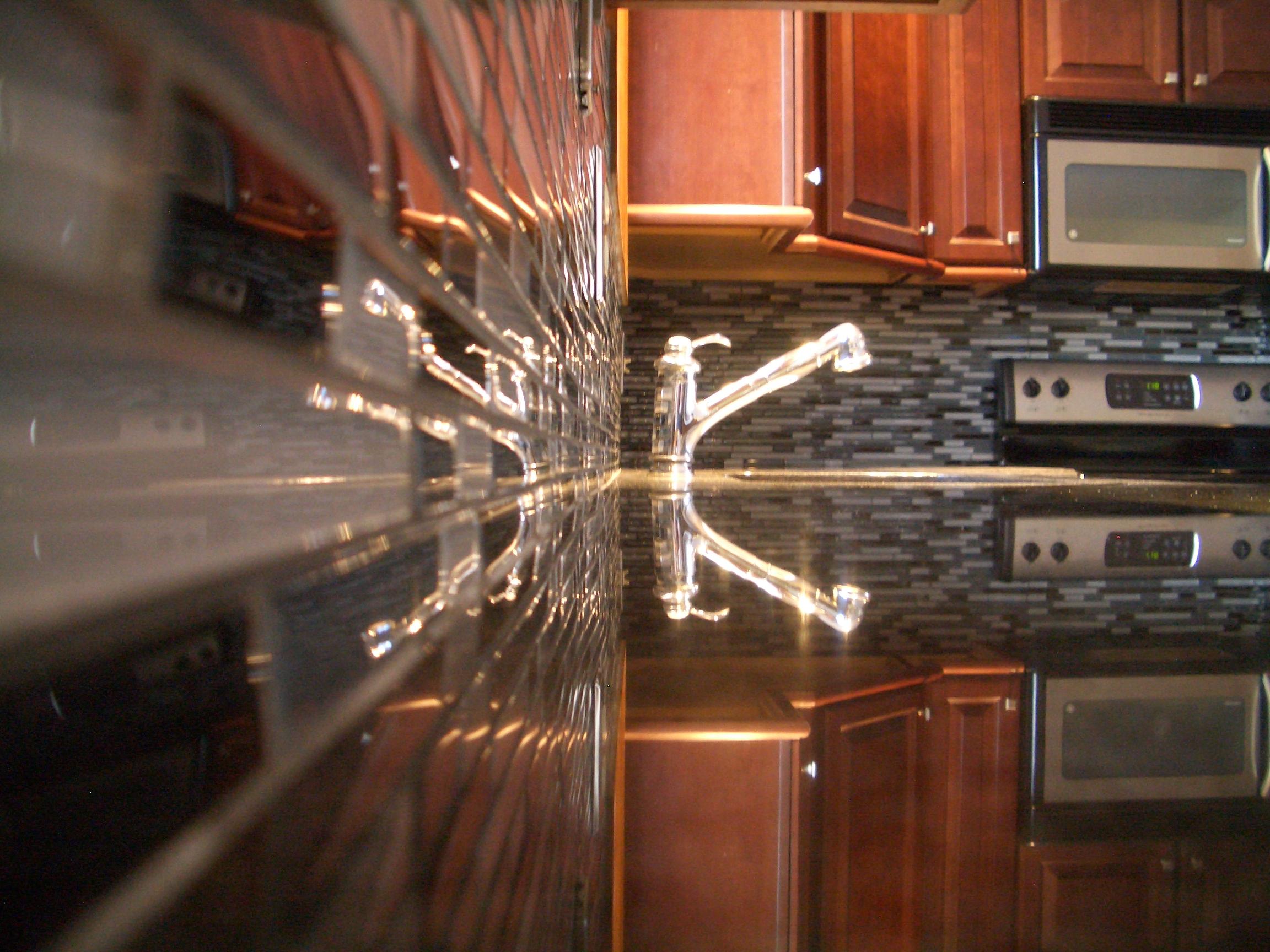 glass tile kitchen backsplash in fort collins glass tile backsplash kitchen Glass tile backsplash in Fort Collins Colorado