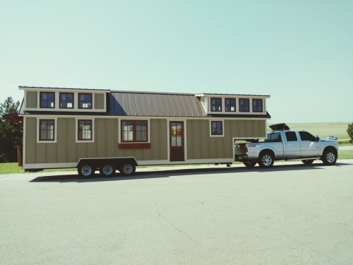 Medium Of Tiny House Trailers