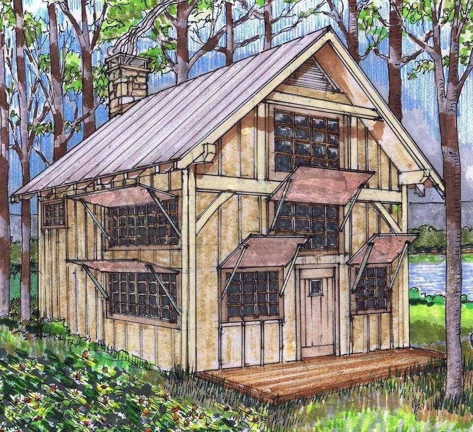Fullsize Of Garage Plans With Loft