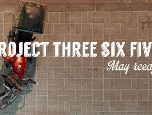 Project 365: 2015 - May Recap