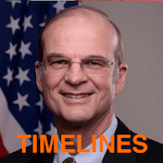 Tom Heck US Senate Candidate with Bill Conrad On Timelines