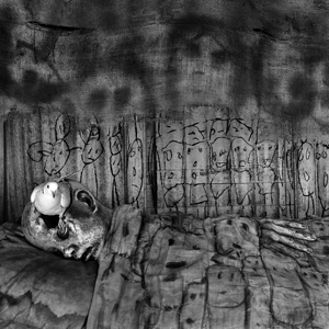 Deathbed, 2010, from the Upcoming Series, Roger Ballen