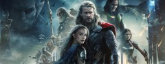 Thor 2 The Dark World Movie widescreen HD Wallpaper Image Picture Photo Backgrounds