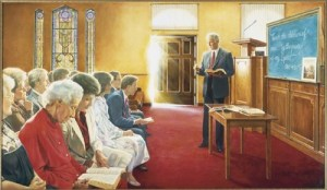 LDS Sunday School