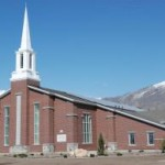 Solar-powered meetinghouse in Farmington, UT