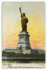 0---Statue of Liberty