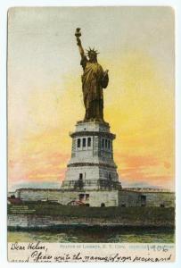 0---Statue of Liberty