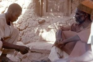 bruidsprijs aan Ndewuva