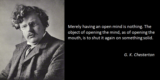 2014-04-28 G. K. Chesterton Quote