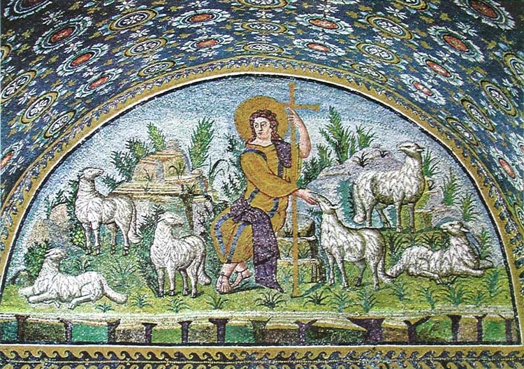 2014-06-02 The Good Shepherd