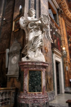 Bernini's Angel