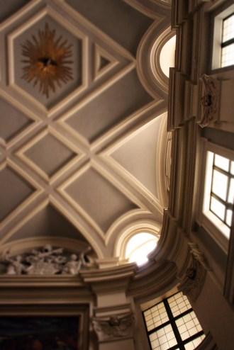 Borromini's Library
