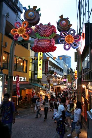 Japan - Harajuku (1)