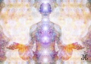 ~ Celestial Meditation ~ Art Courtesy Of Ashley Christudason