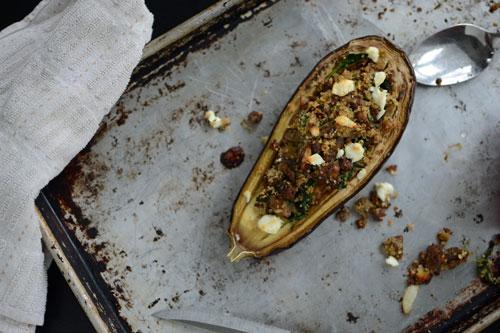 Eggplant-Stuffed-with-Quino