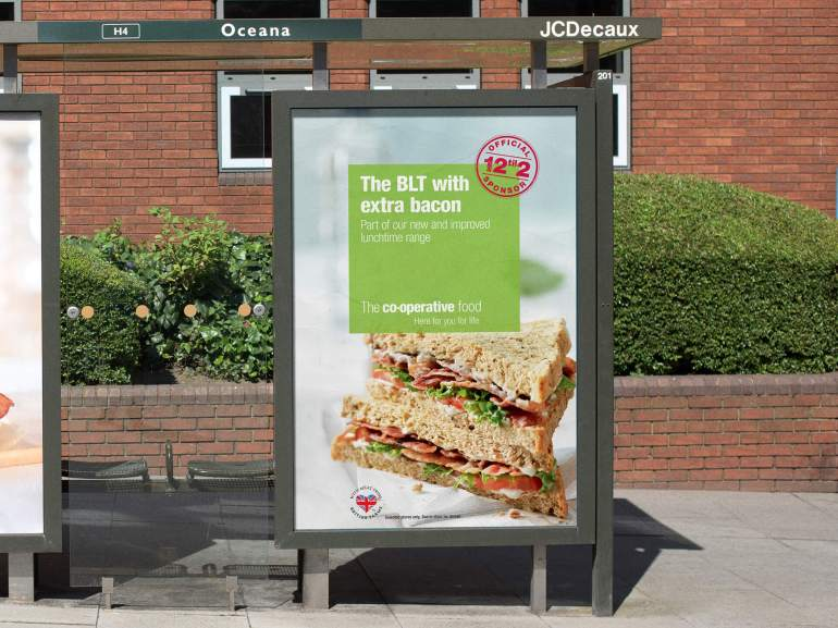 Bus Shelter Advertising Nottingham